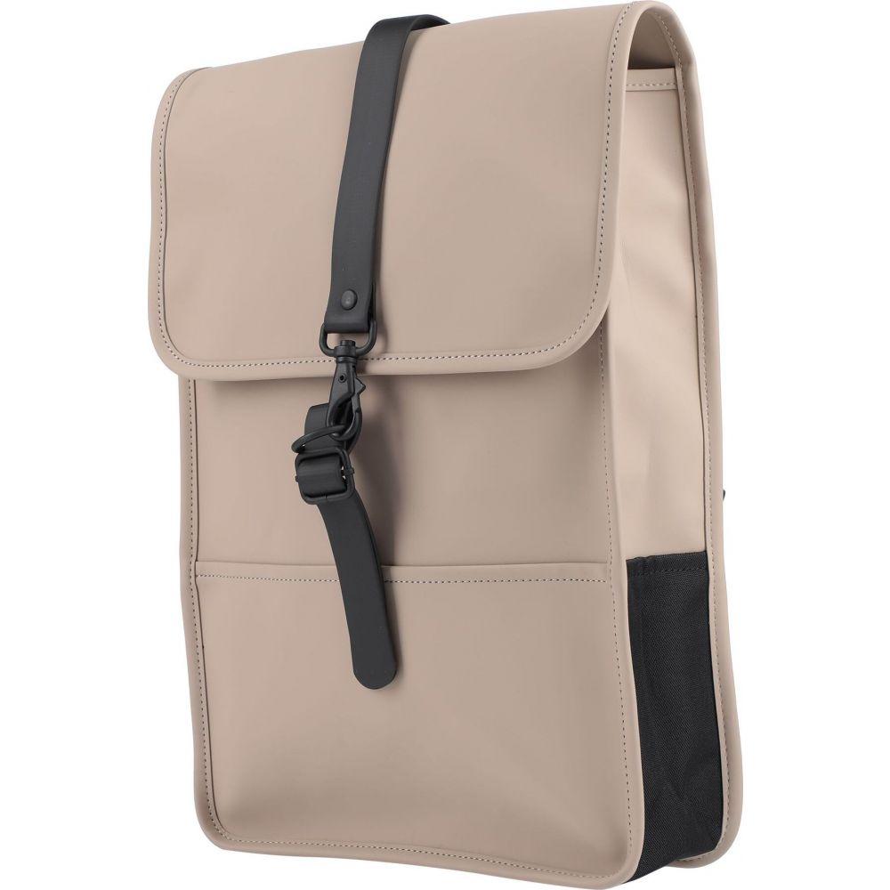 レインズ RAINS メンズ バッグ 【backpack & fanny pack】Beige