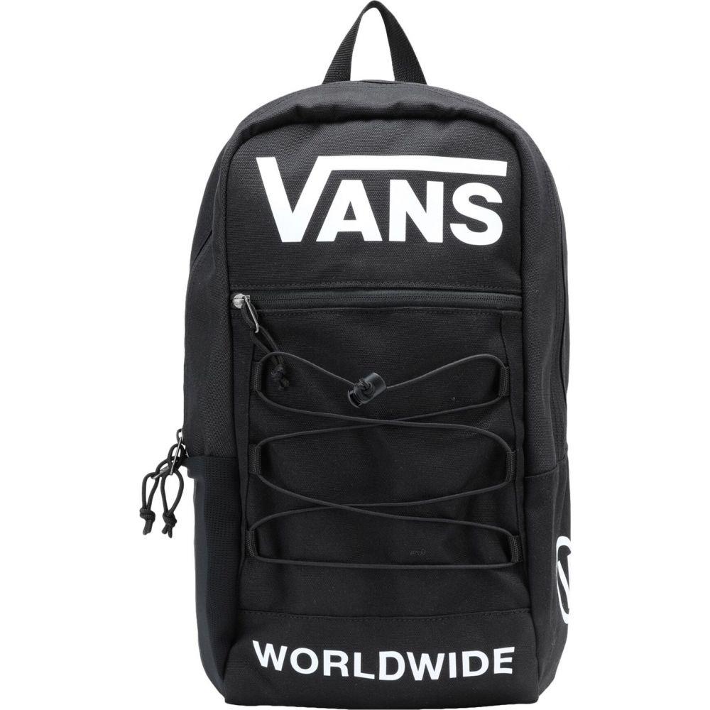 ヴァンズ VANS メンズ バックパック・リュック バッグ【mn snag backpack】Black