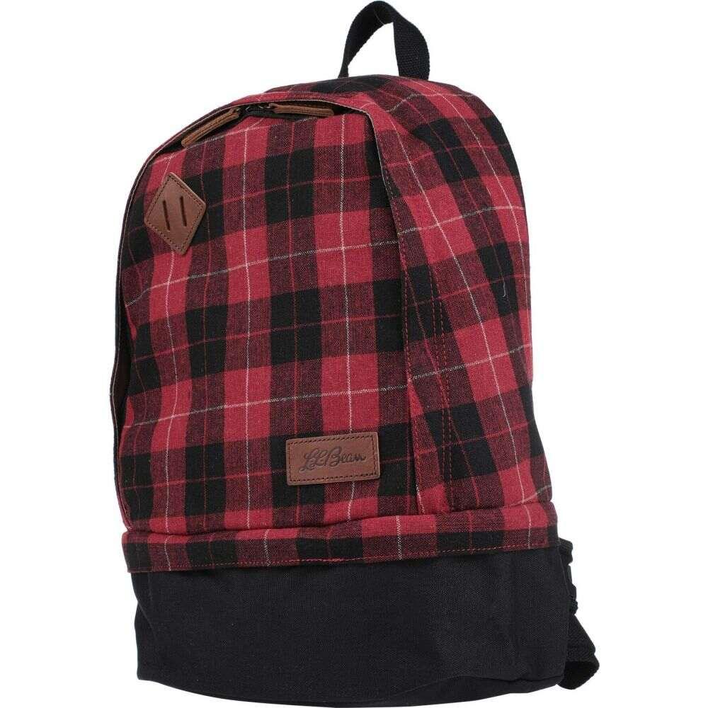 エルエルビーン L.L.BEAN メンズ バッグ 【backpack & fanny pack】Red
