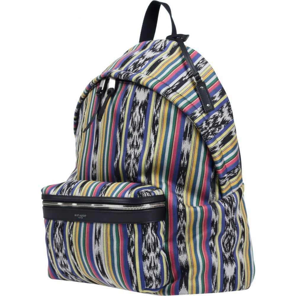 イヴ サンローラン SAINT LAURENT メンズ バッグ 【backpack & fanny pack】Light grey