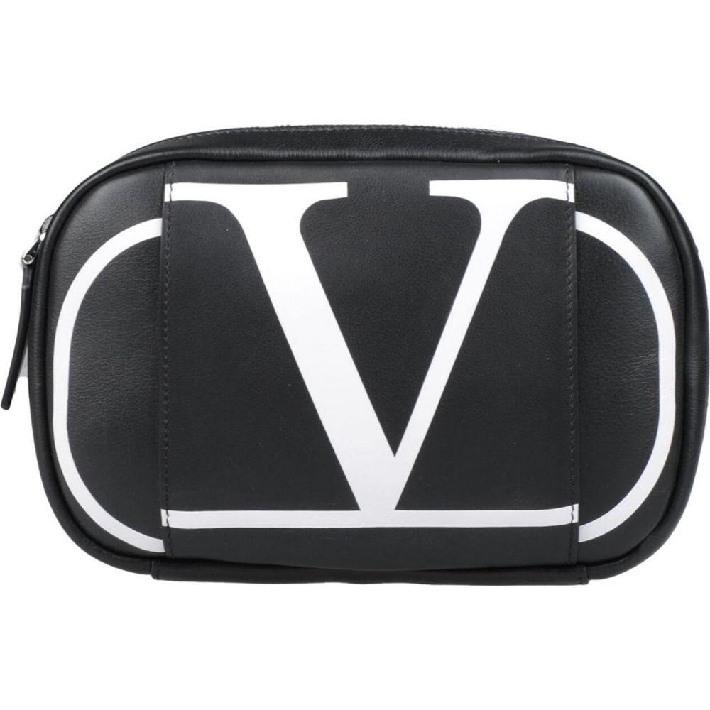 ヴァレンティノ VALENTINO GARAVANI メンズ ポーチ 【beauty case】Black