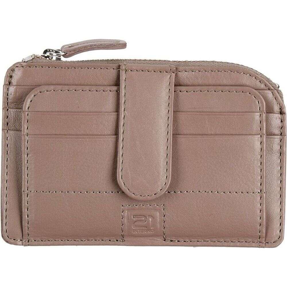 インテルノ 21 INTERNO 21 メンズ ビジネスバッグ・ブリーフケース バッグ【document holder】Light brown