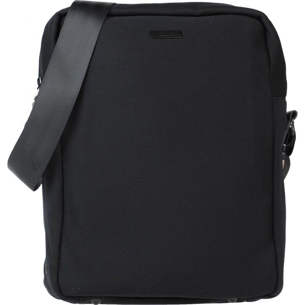 オスクレン OSKLEN メンズ ショルダーバッグ バッグ【cross-body bags】Black