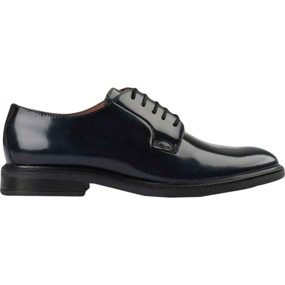 ヴァレリオ 1966 VALERIO 1966 メンズ シューズ・靴 【laced shoes】Dark blue