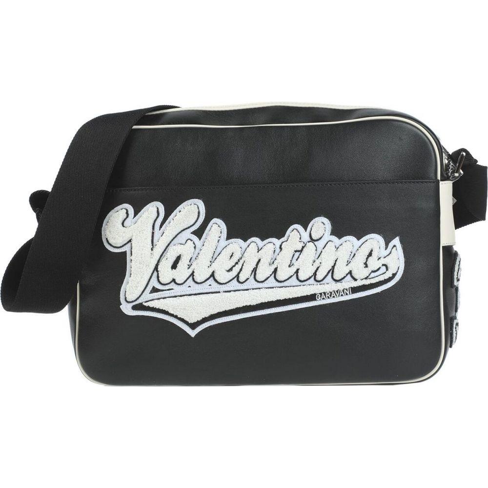 ヴァレンティノ VALENTINO GARAVANI メンズ ショルダーバッグ バッグ【shoulder bag】Black