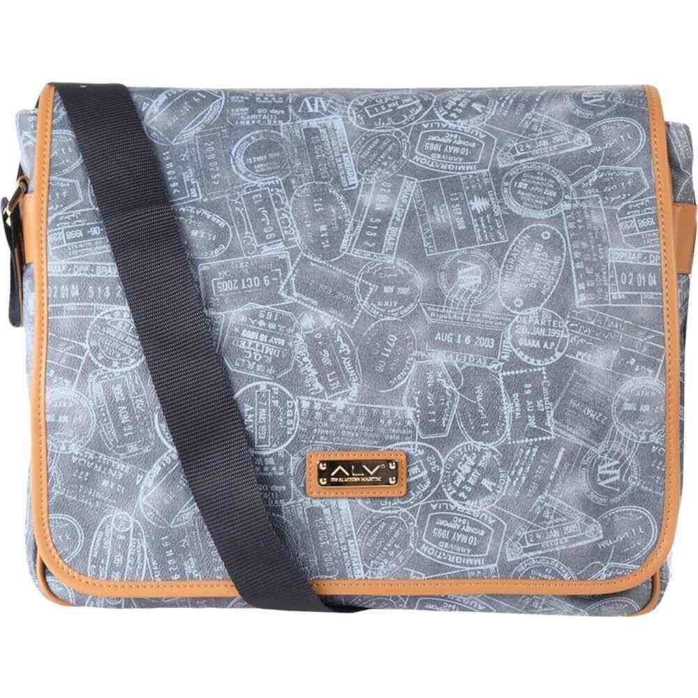 エーエルブイ ALV ANDARE LONTANO VIAGGIANDO メンズ バッグ 【work bag】Pastel blue