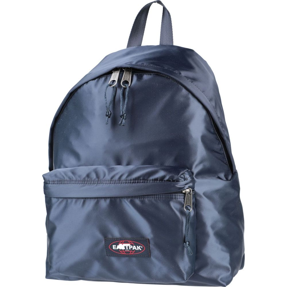 イーストパック EASTPAK メンズ バッグ 【padded pak'r satin black】Dark blue