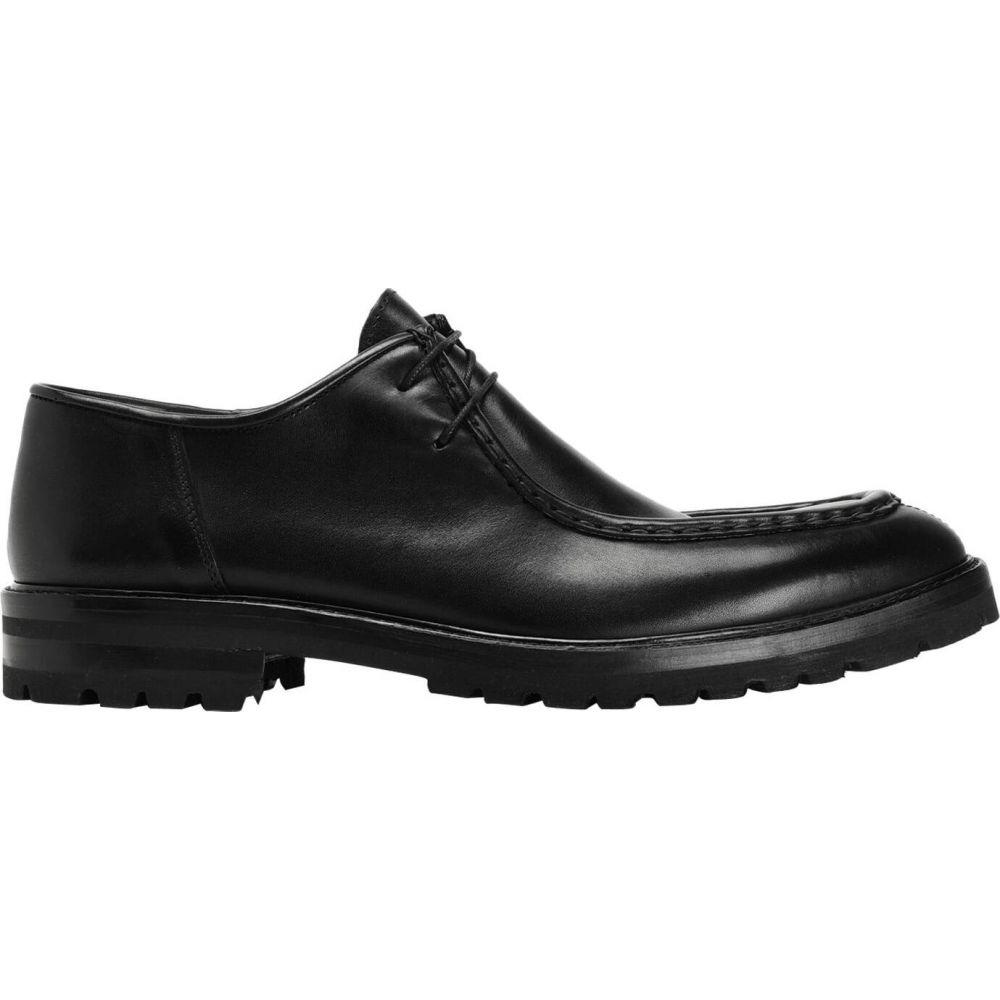オット バイ ユークス 8 by YOOX メンズ シューズ・靴 【laced shoes】Black