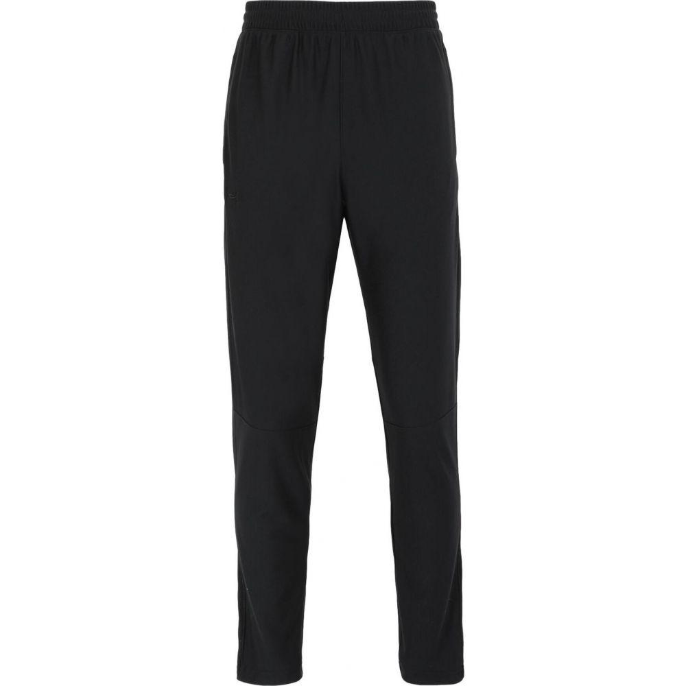 アンダーアーマー UNDER ARMOUR メンズ スウェット・ジャージ ボトムス・パンツ【sportstyle pique track pant leisurewear】Black
