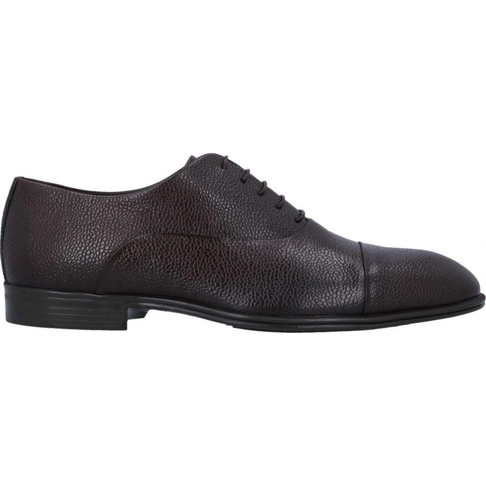 コルバリ CORVARI メンズ シューズ・靴 【laced shoes】Cocoa