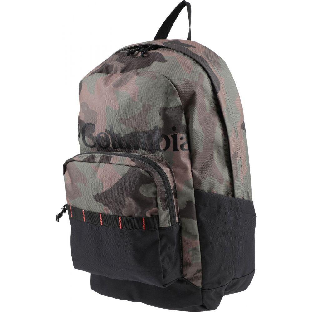 コロンビア COLUMBIA メンズ バックパック・リュック バッグ【zigzag 22l backpack】Military green