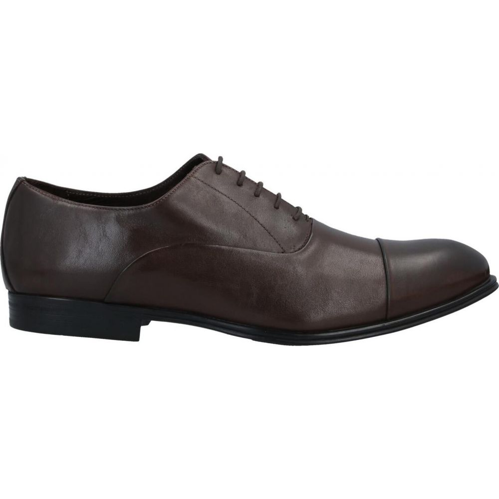 クオイエリア CUOIERIA メンズ シューズ・靴 【laced shoes】Cocoa