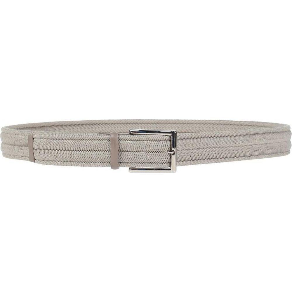 オルチアーニ ORCIANI メンズ ベルト 【fabric belt】Grey