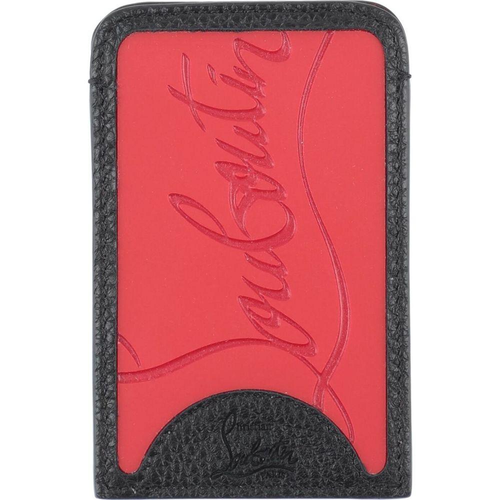 クリスチャン ルブタン CHRISTIAN LOUBOUTIN メンズ ビジネスバッグ・ブリーフケース バッグ【document holder】Red