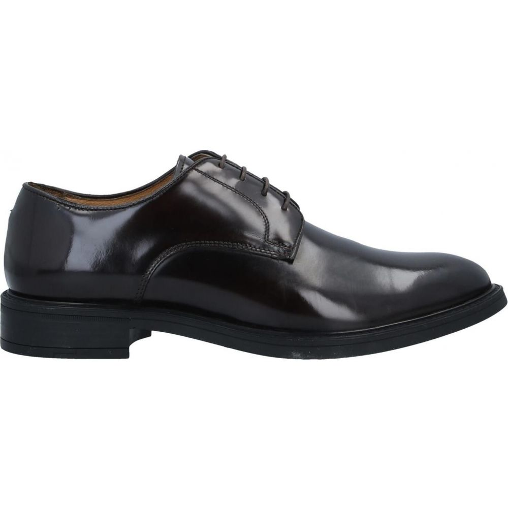 カンパニーレ CAMPANILE メンズ シューズ・靴 【laced shoes】Dark brown