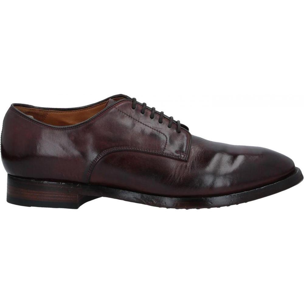 オフィチーネ クリエイティブ OFFICINE CREATIVE ITALIA メンズ シューズ・靴 【laced shoes】Deep purple