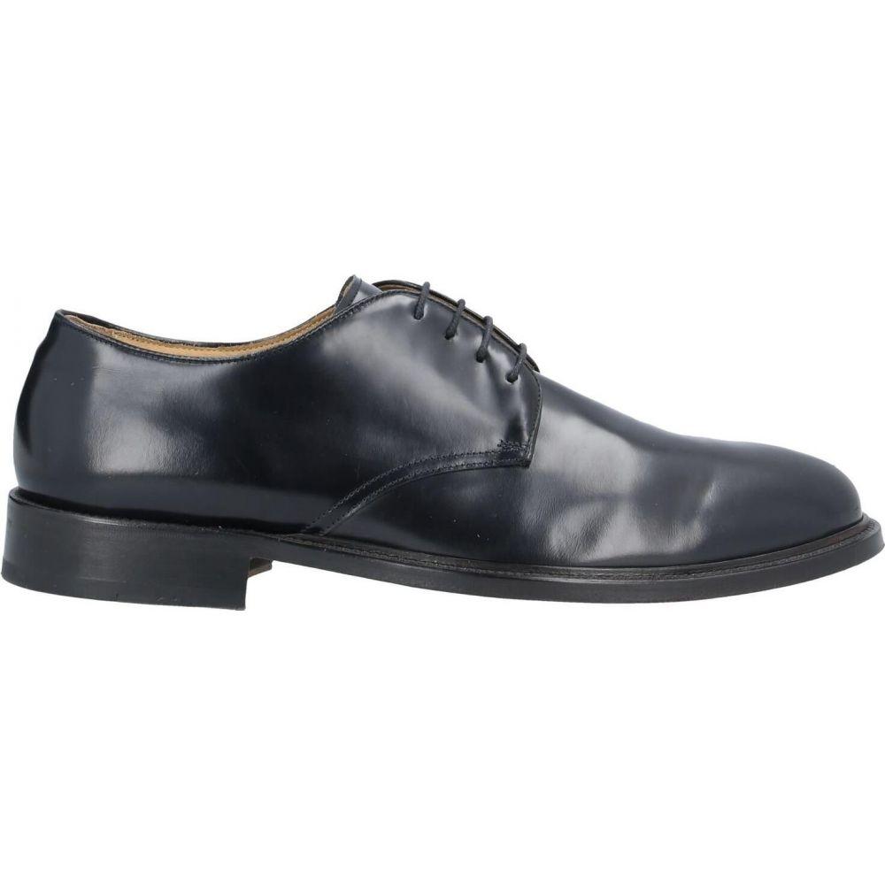 クリスチー CRISCI メンズ シューズ・靴 【laced shoes】Dark blue
