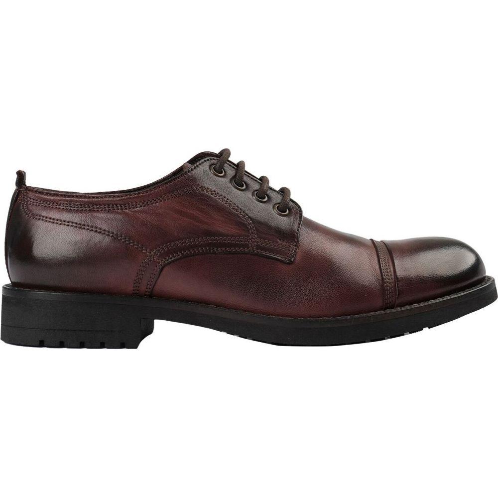 ジェイピーデビッド JP/DAVID メンズ シューズ・靴 【laced shoes】Cocoa