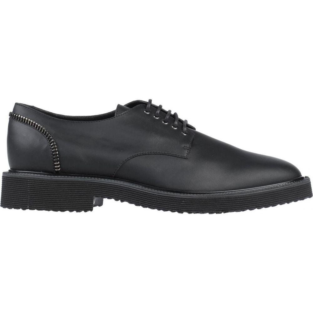 ジュゼッペ ザノッティ GIUSEPPE ZANOTTI メンズ シューズ・靴 【laced shoes】Black