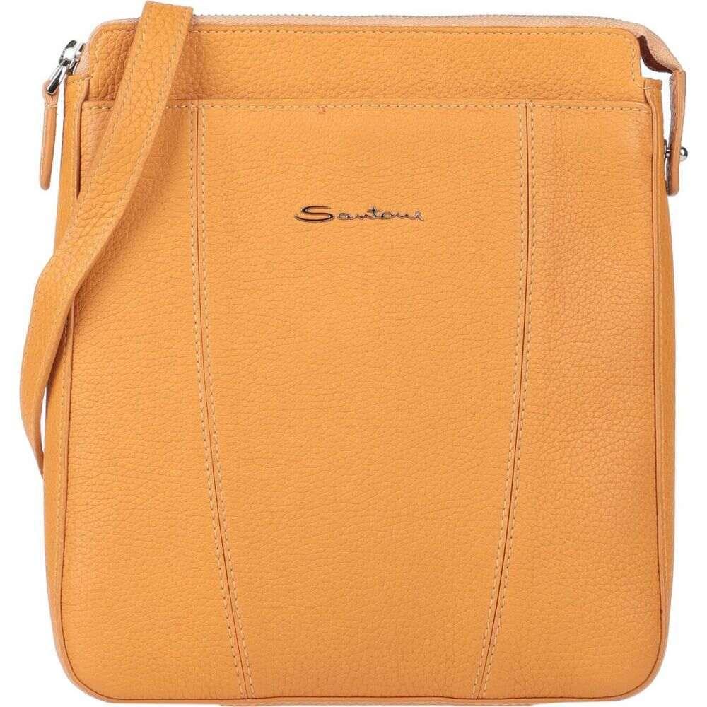 サントーニ SANTONI メンズ ショルダーバッグ バッグ【shoulder bag】Ocher