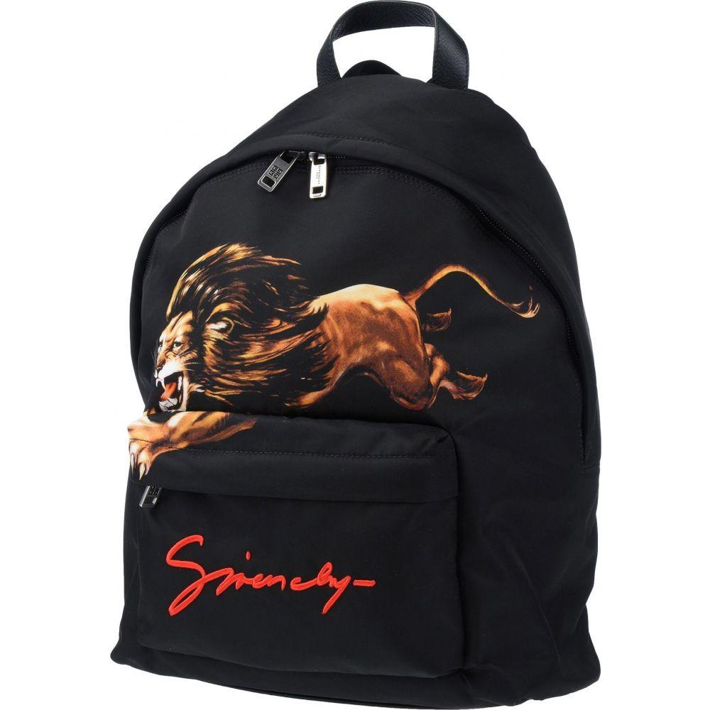 ジバンシー GIVENCHY メンズ バッグ 【backpack & fanny pack】Black