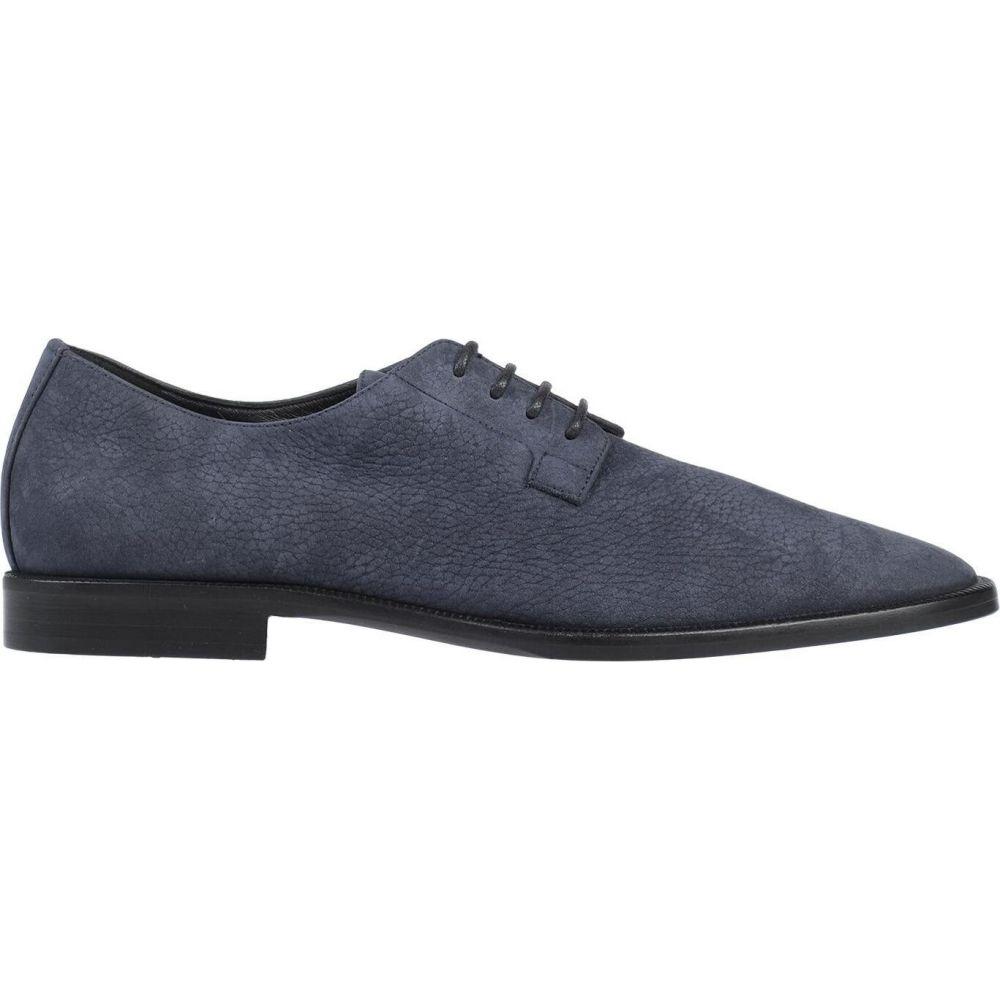 ジュゼッペ ザノッティ GIUSEPPE ZANOTTI メンズ シューズ・靴 【laced shoes】Blue