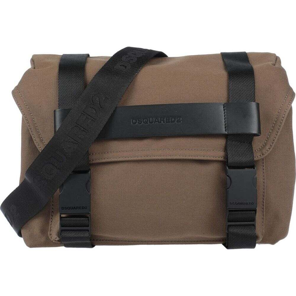 ディースクエアード DSQUARED2 メンズ ショルダーバッグ バッグ【cross-body bags】Military green