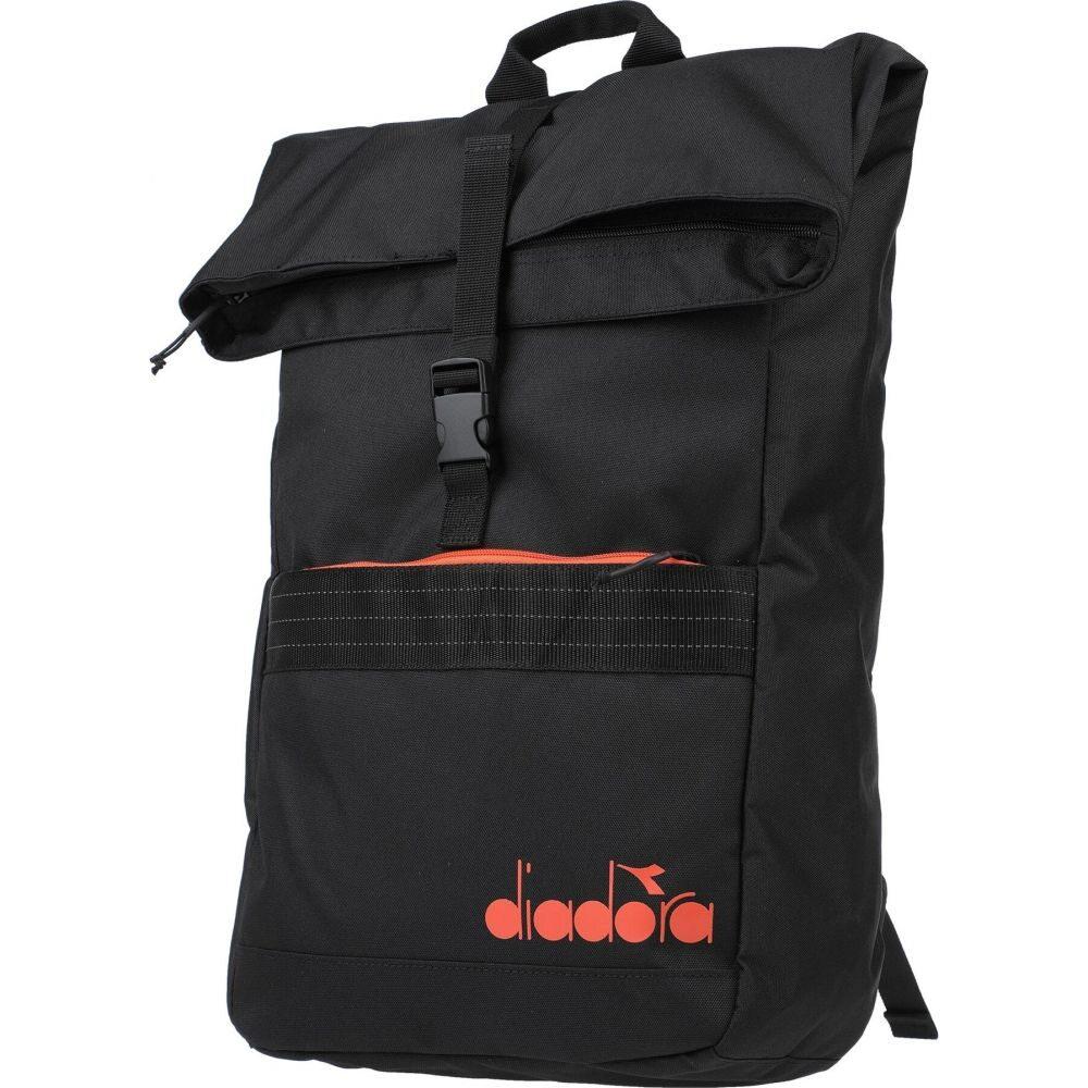 ディアドラ DIADORA メンズ バッグ 【backpack & fanny pack】Black