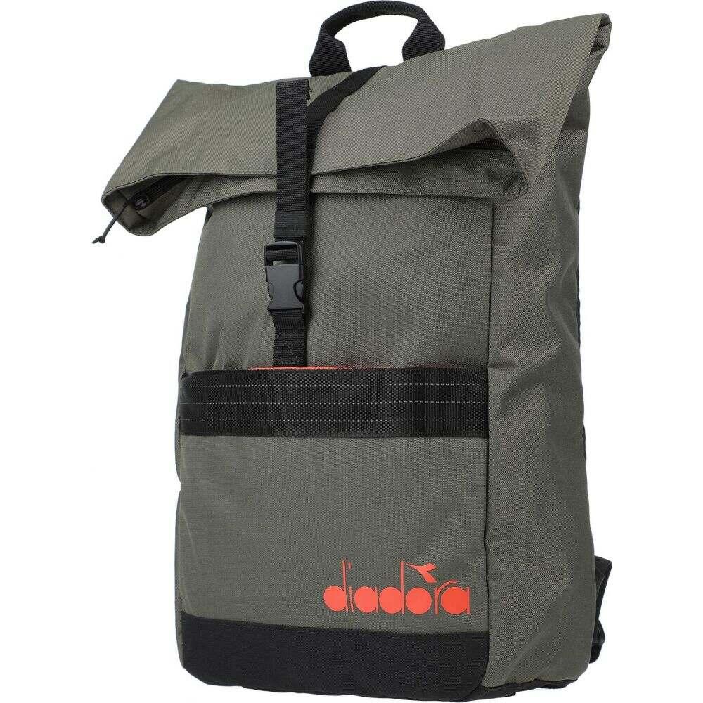 ディアドラ DIADORA メンズ バッグ 【backpack & fanny pack】Military green