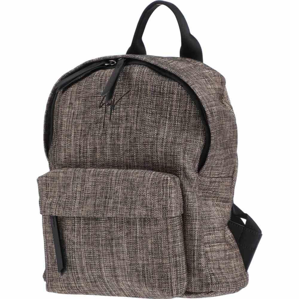 ジュゼッペ ザノッティ GIUSEPPE ZANOTTI メンズ バッグ 【backpack & fanny pack】Bronze
