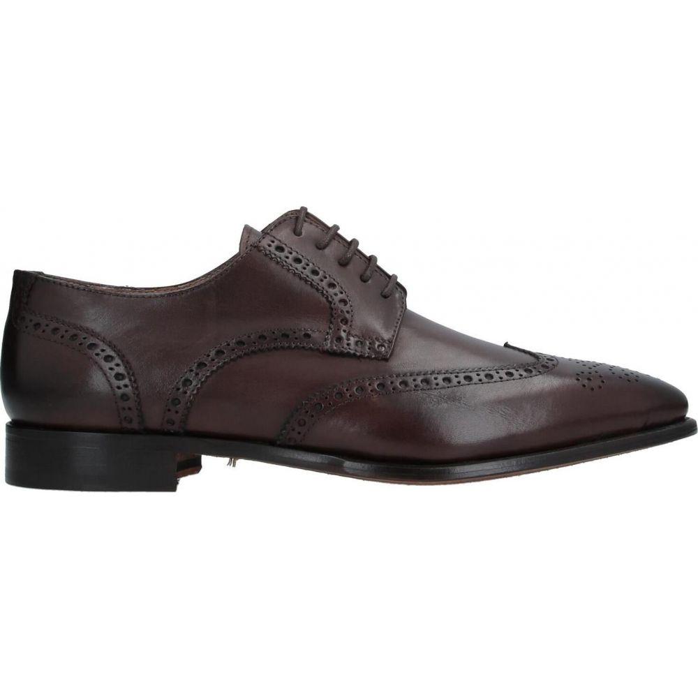 ステファノ ブランキーニ STEFANO BRANCHINI メンズ シューズ・靴 【laced shoes】Cocoa