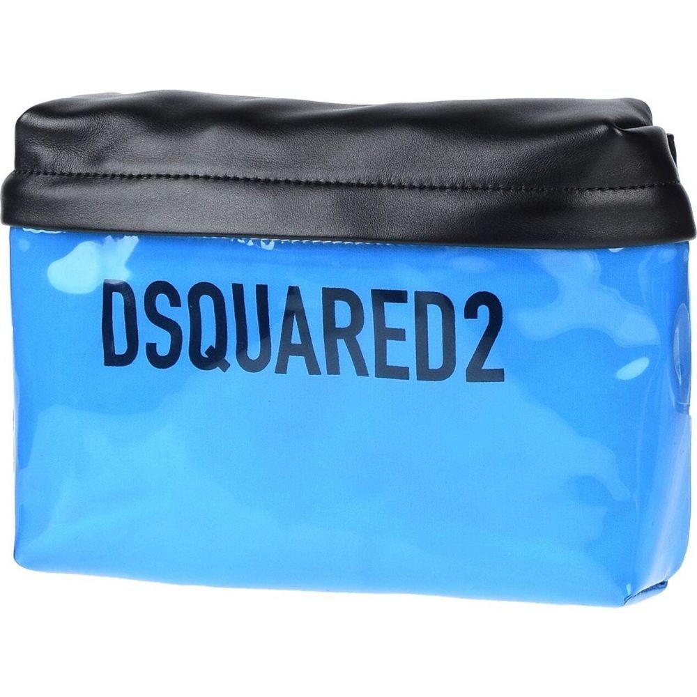 ディースクエアード DSQUARED2 メンズ バッグ 【backpack & fanny pack】Azure