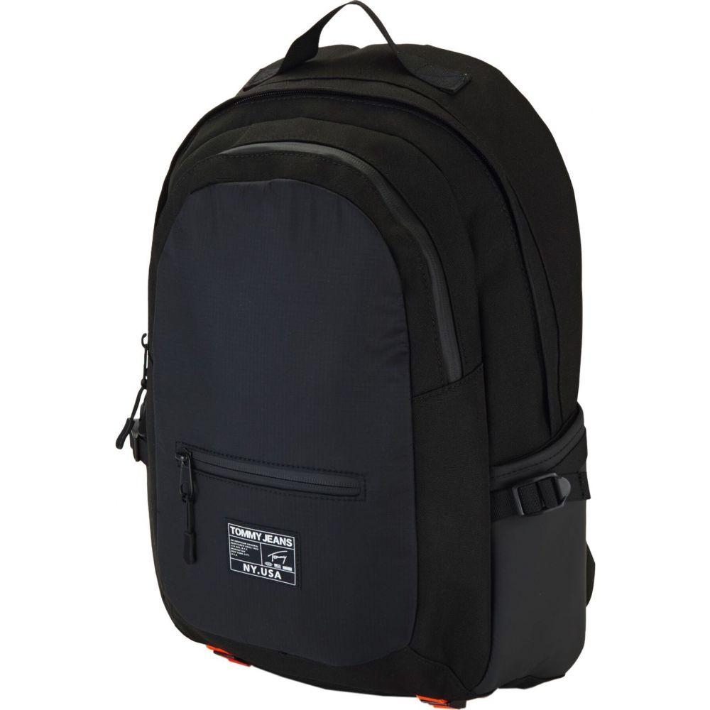 トミー ジーンズ TOMMY JEANS メンズ バックパック・リュック バッグ【tjm urban tech backpack】Black