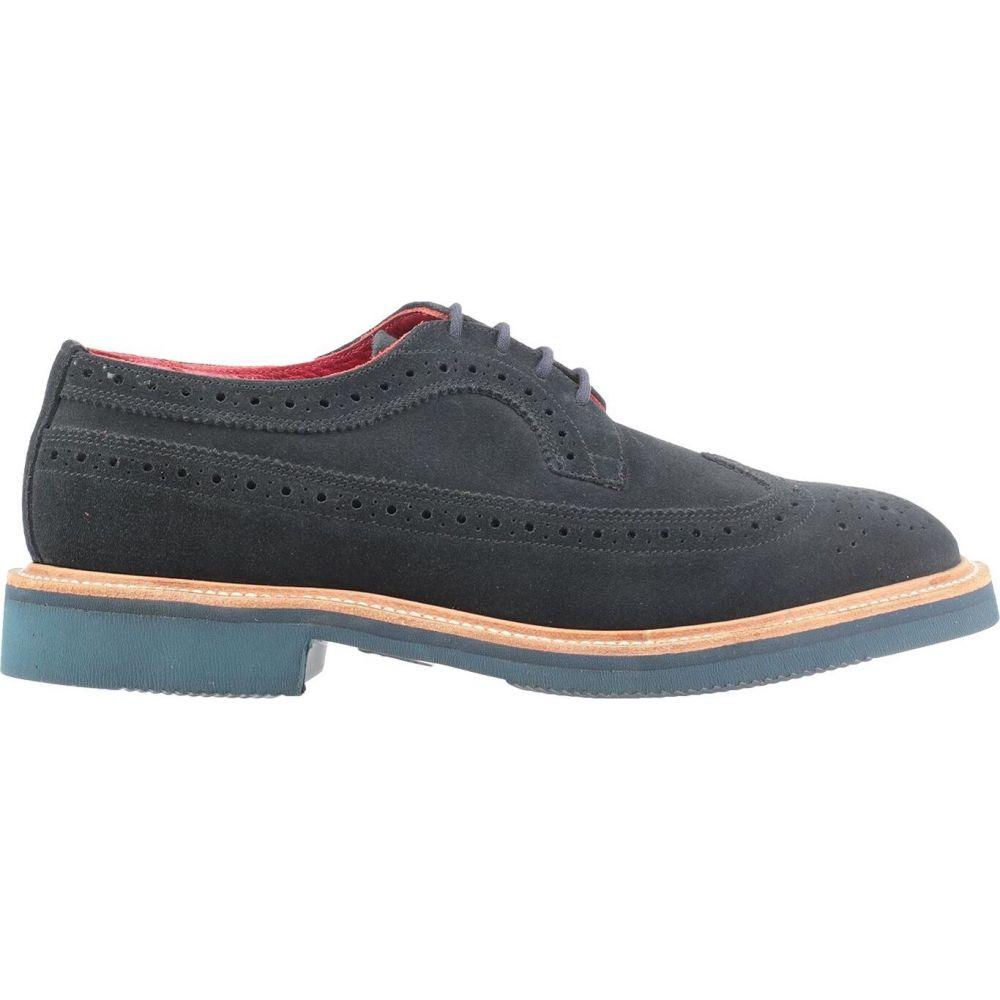 トリッカーズ TRICKER'S メンズ シューズ・靴 【laced shoes】Black