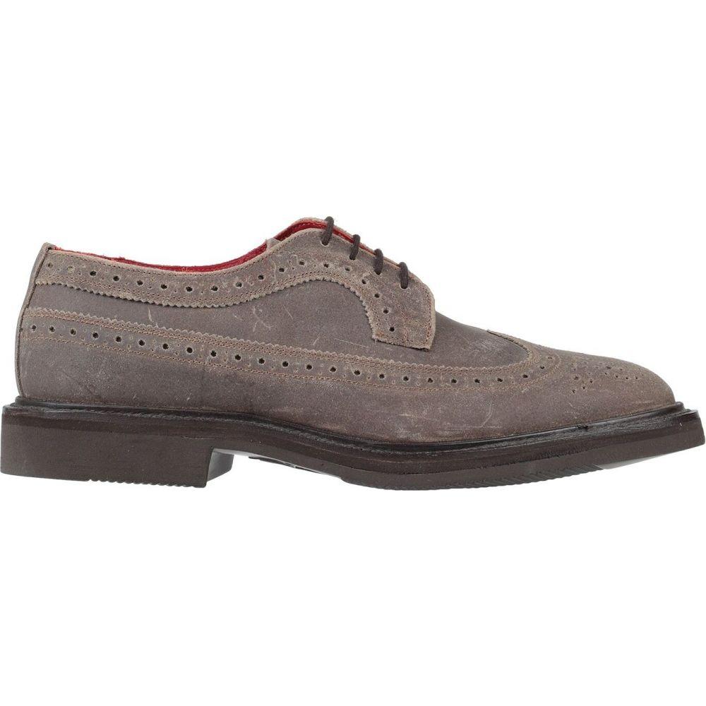 トリッカーズ TRICKER'S メンズ シューズ・靴 【laced shoes】Khaki