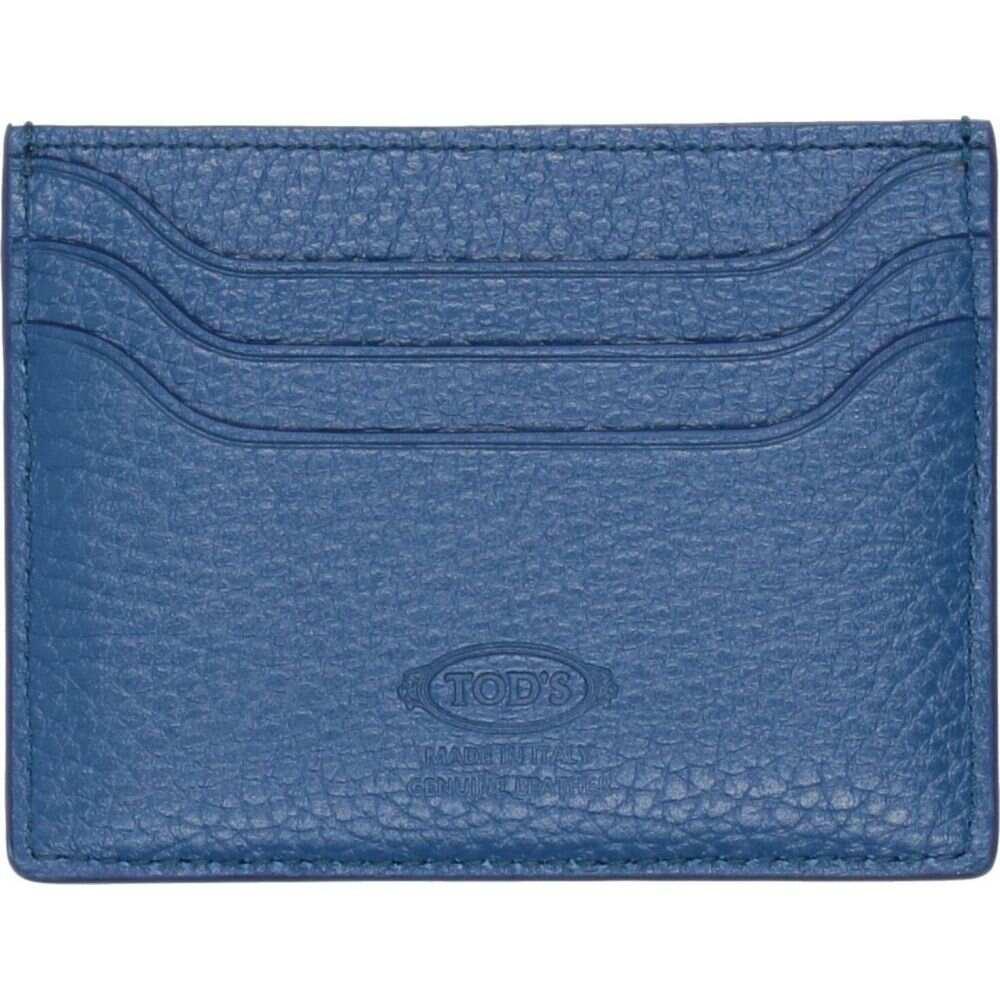トッズ TOD'S メンズ ビジネスバッグ・ブリーフケース バッグ【document holder】Blue