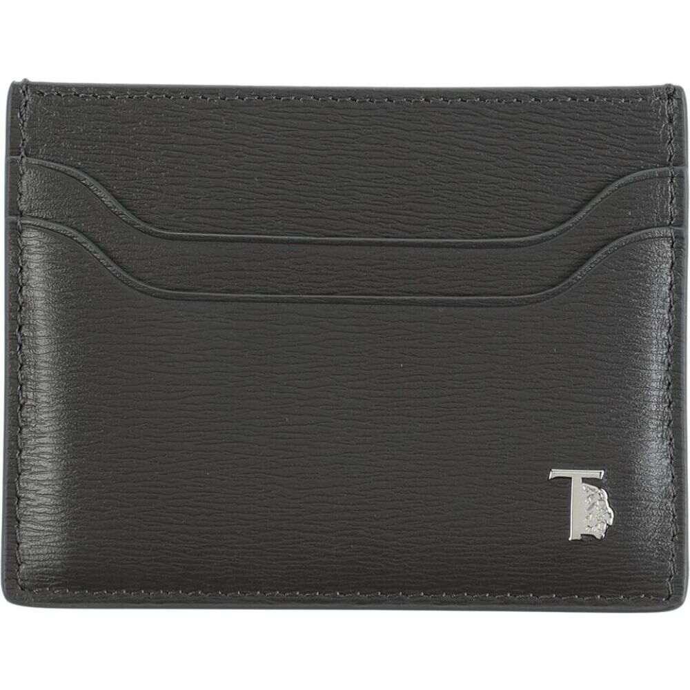 トッズ TOD'S メンズ ビジネスバッグ・ブリーフケース バッグ【document holder】Steel grey