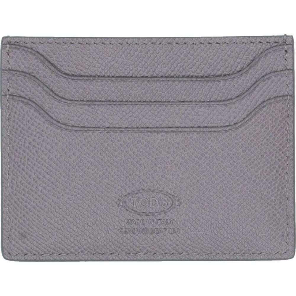 トッズ TOD'S メンズ ビジネスバッグ・ブリーフケース バッグ【document holder】Dove grey