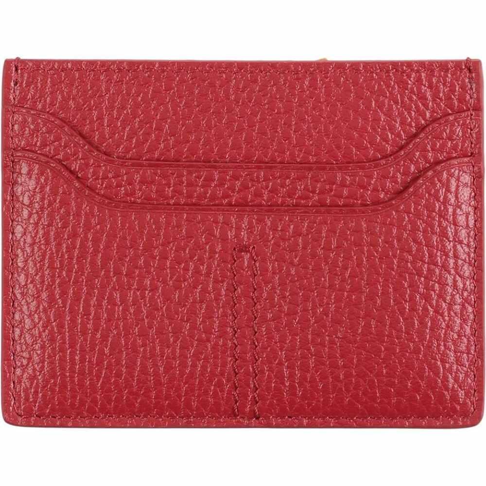 トッズ TOD'S メンズ ビジネスバッグ・ブリーフケース バッグ【document holder】Red