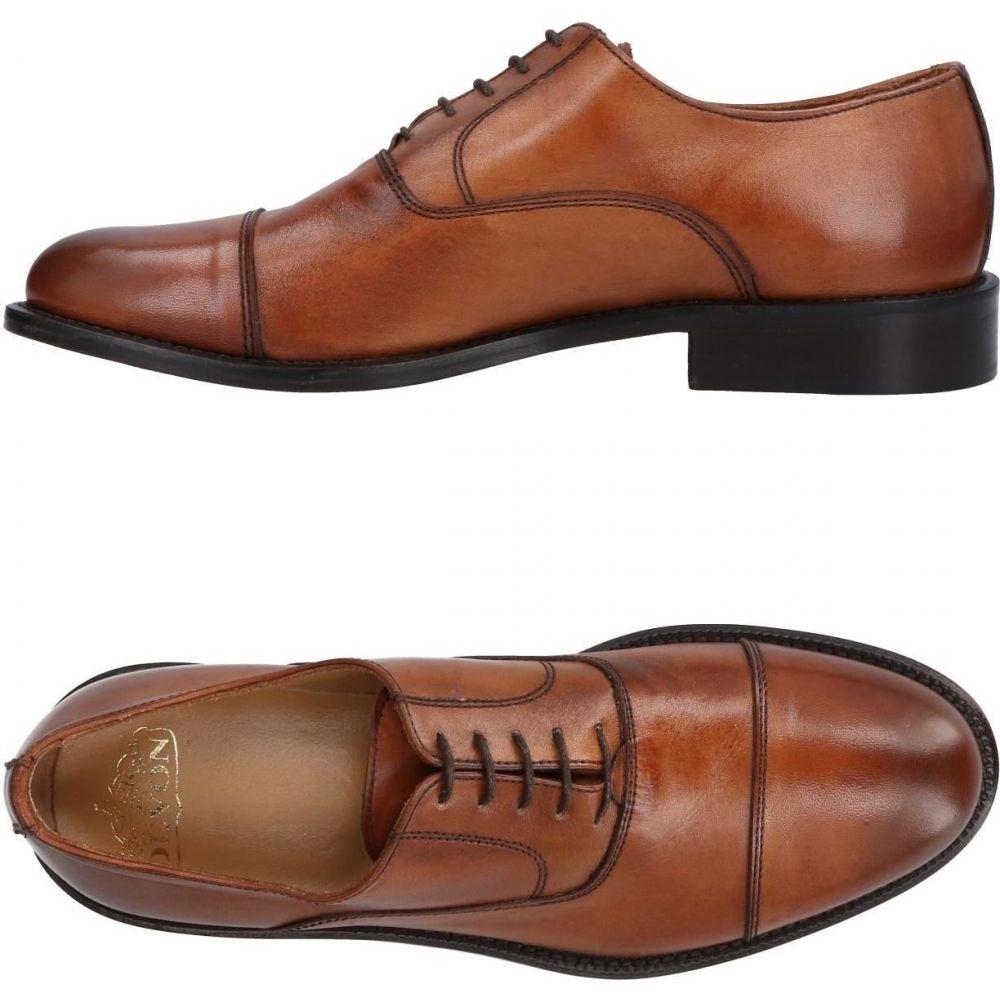 デヴォン DEVON メンズ シューズ・靴 【laced shoes】Brown