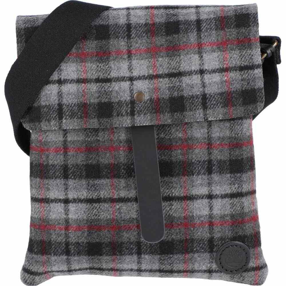 ティンバーランド TIMBERLAND メンズ ショルダーバッグ バッグ【cross-body bags】Grey