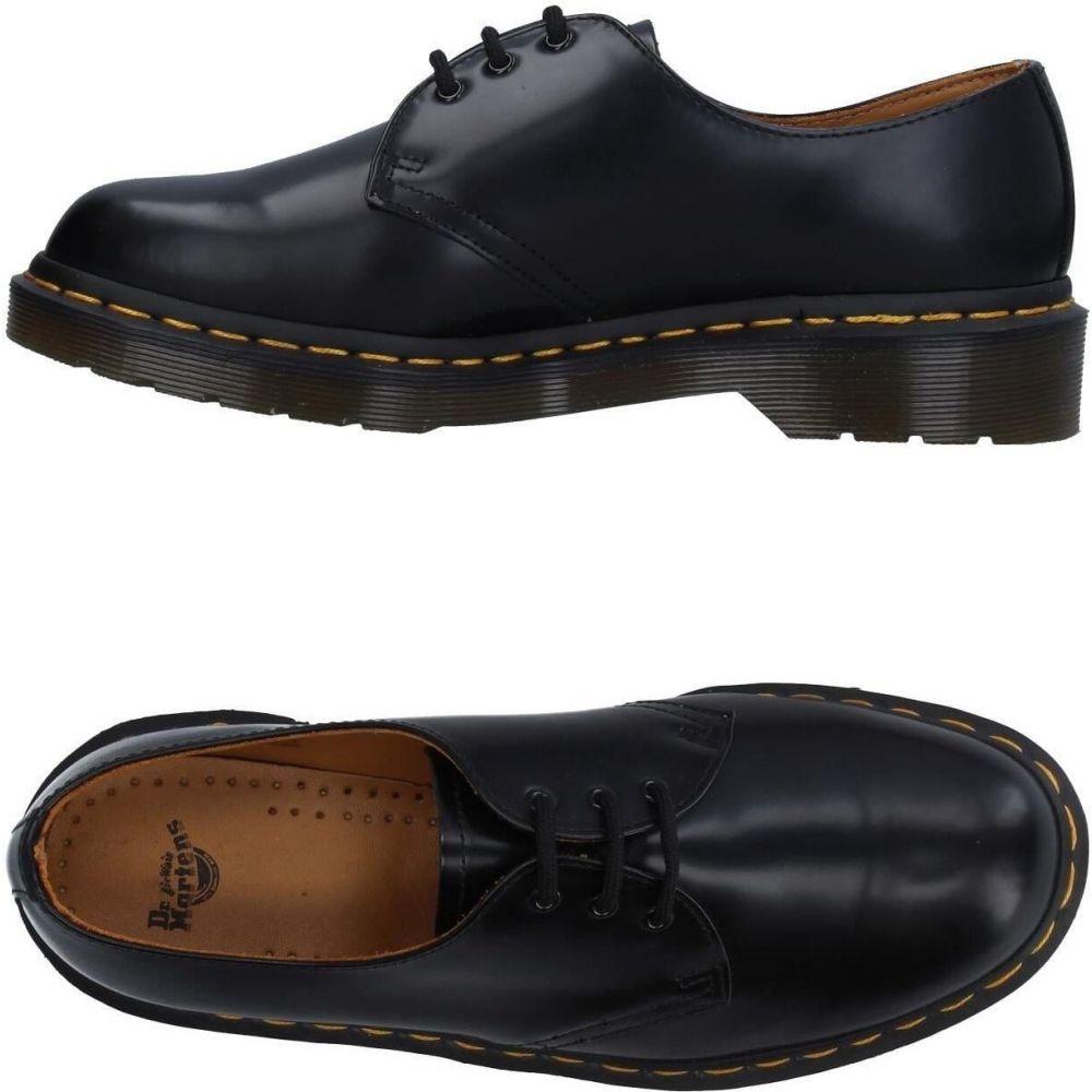 ドクターマーチン DR. MARTENS メンズ シューズ・靴 【laced shoes】Black