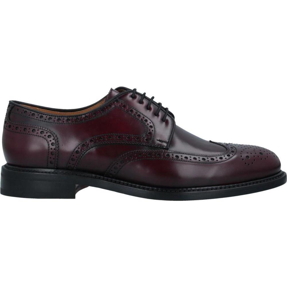 バーウィック BERWICK 1707 メンズ シューズ・靴 【laced shoes】Maroon