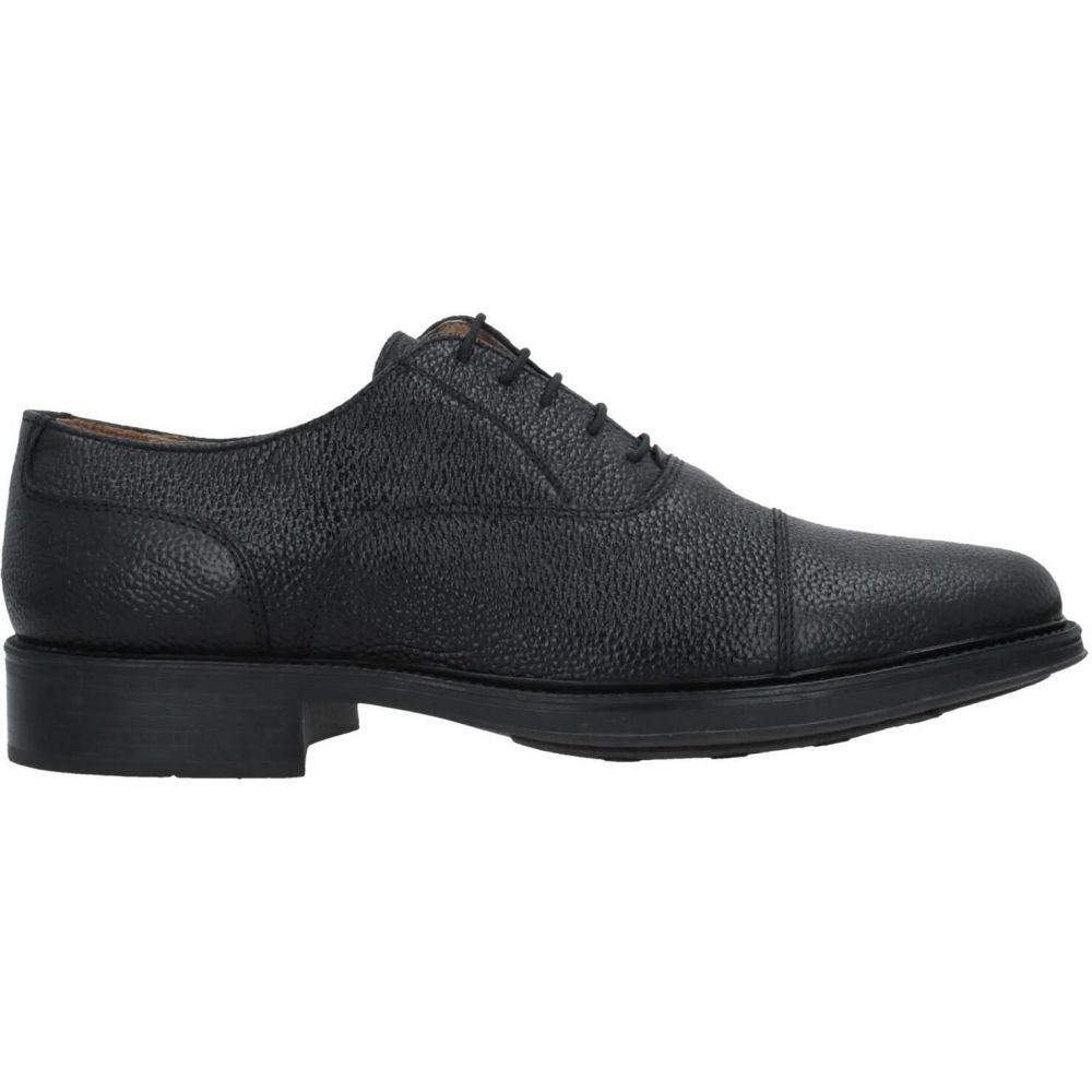 パウロダポンテ PAOLO DA PONTE メンズ シューズ・靴 【laced shoes】Steel grey