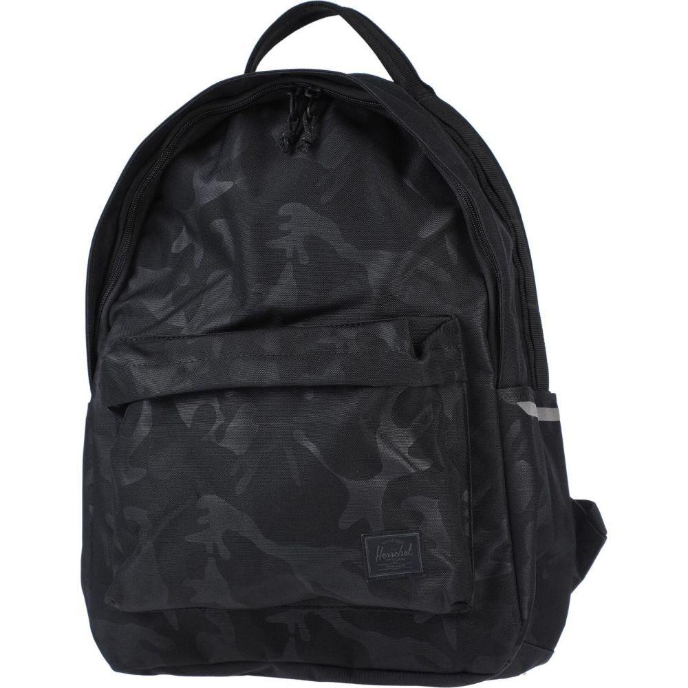 ハーシェル サプライ HERSCHEL SUPPLY CO. メンズ バッグ 【backpack & fanny pack】Black