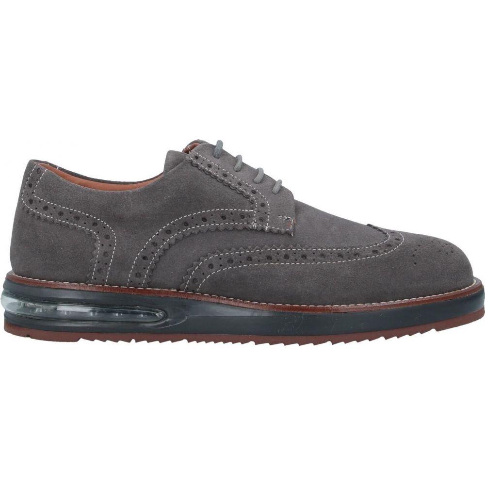 バーレイコーン BARLEYCORN メンズ シューズ・靴 【laced shoes】Lead