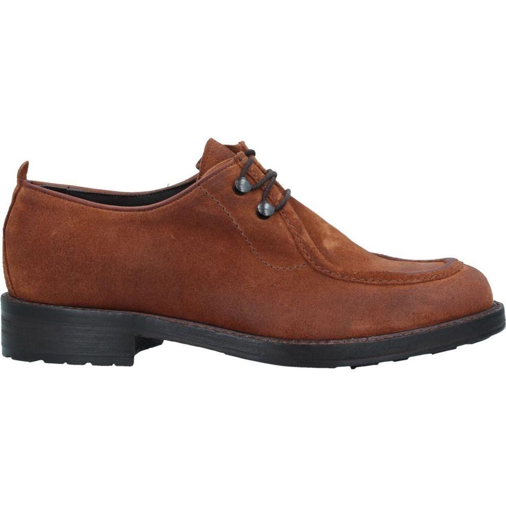 トンゴウト TON GOUT メンズ シューズ・靴 【laced shoes】Brown