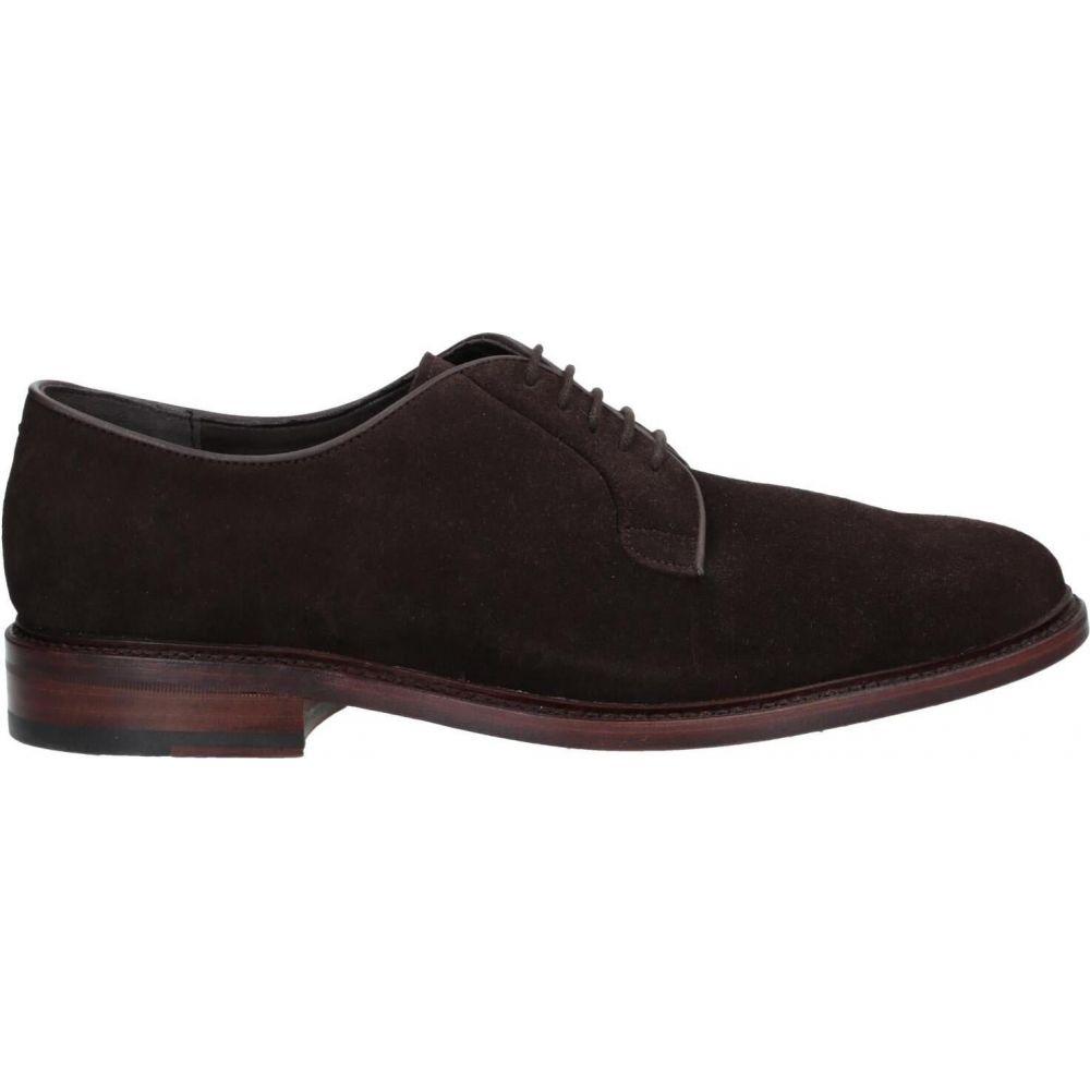 バーウィック BERWICK 1707 メンズ シューズ・靴 【laced shoes】Dark brown