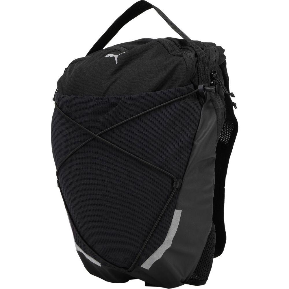 プーマ PUMA メンズ バックパック・リュック バッグ【running backpack】Black
