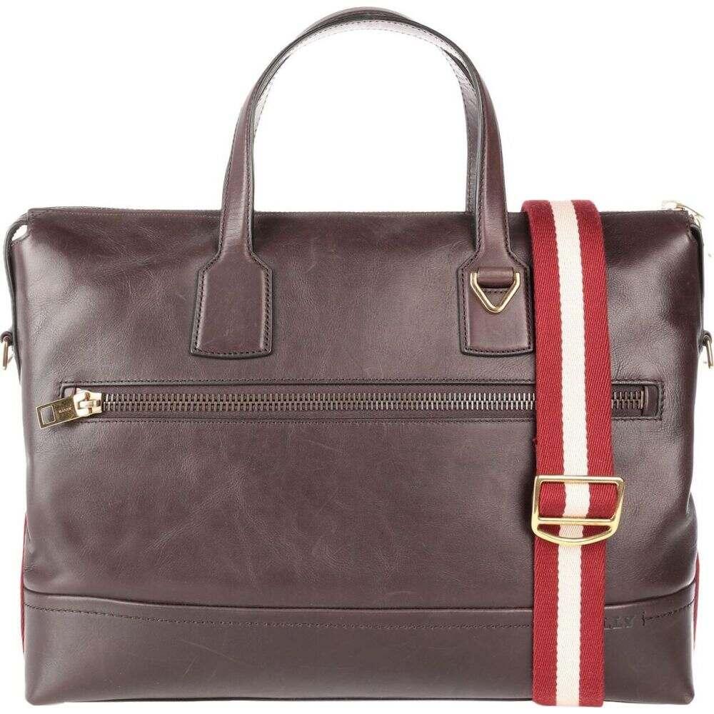 バリー BALLY メンズ バッグ 【work bag】Dark brown